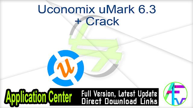 Uconomix uMark 6.3 + Crack
