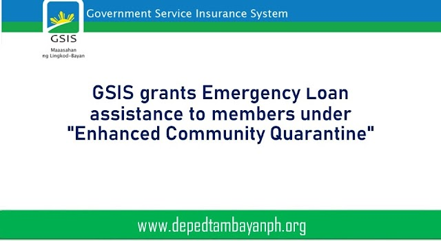 GSIS offers Emergency Loan assistance to members in Luzon