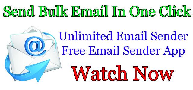 Download Bulk Free Email Sender Latest Working Software