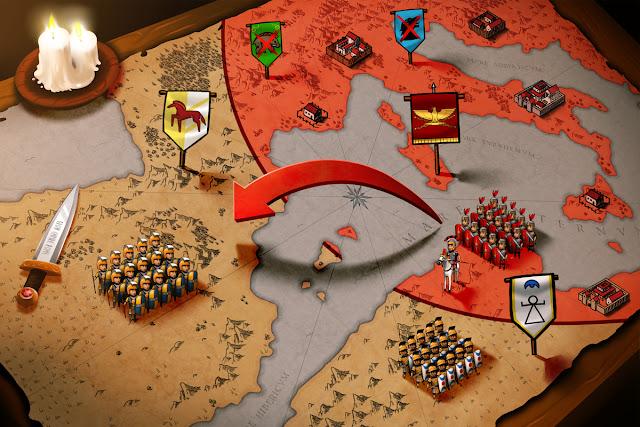 Grow Empire: Rome v1.3.85 MOD Update