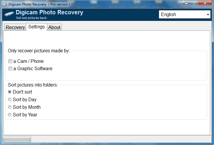 Download Digicam Photo Recovery Free