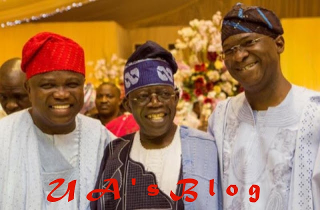 Fraud Alert : The Unknown Story of Lagos Televison's Brodcast Equipment Deal that Fractured Ambode's relationship with Tinubu