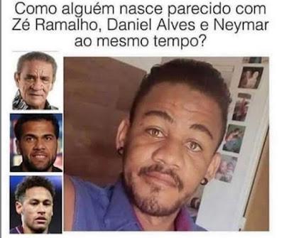 memes, melhores memes da net, melhor site de memes, site de memes, memes brasil, humor, engraçado, memes engraçados, parecido com neymar, brasileiros