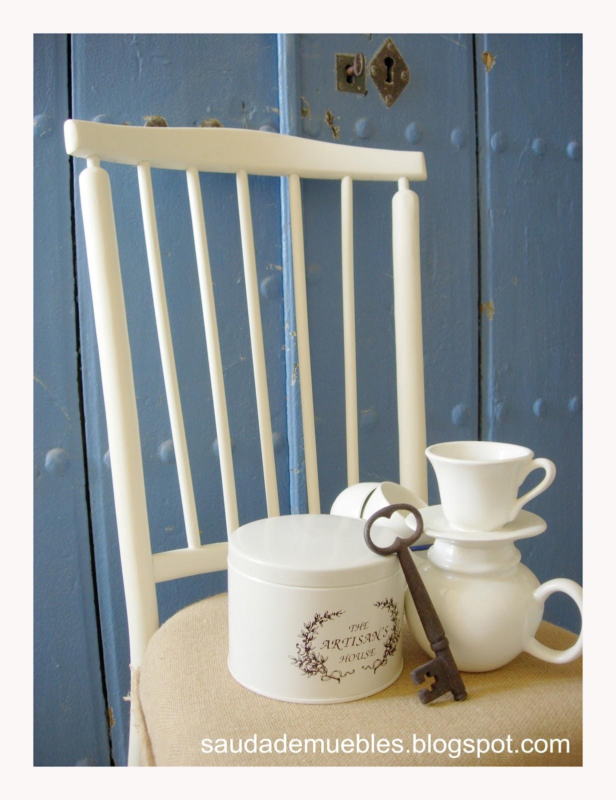 Saudade tapizar con tela de saco - Precio tapizar sillas ...