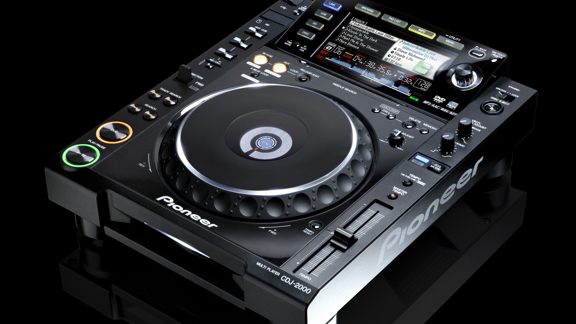 pic new posts pioneer cdj wallpaper download. Black Bedroom Furniture Sets. Home Design Ideas