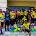 """Ciclistas de Queimadas promovem """"Pedal solidário no Dia das Crianças"""""""