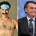 Bolsonaro é comparado ao ditador Kim Jong-un em novo filme de Borat