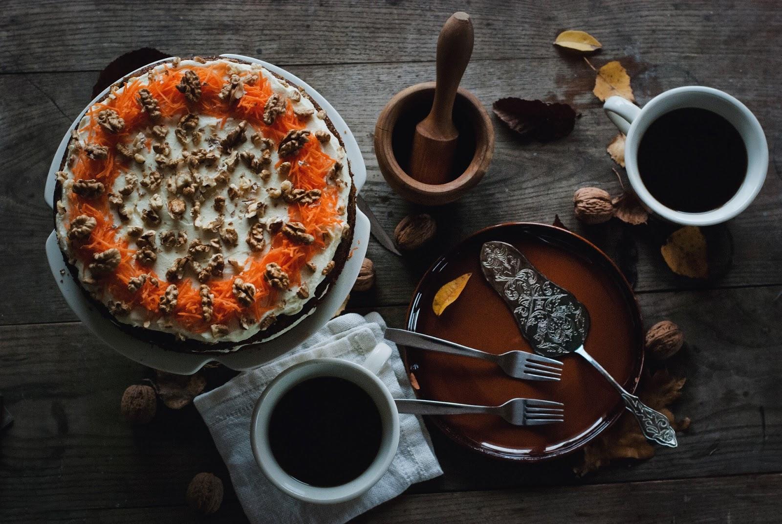 Wilgotne ciasto dyniowe bezglutenowe
