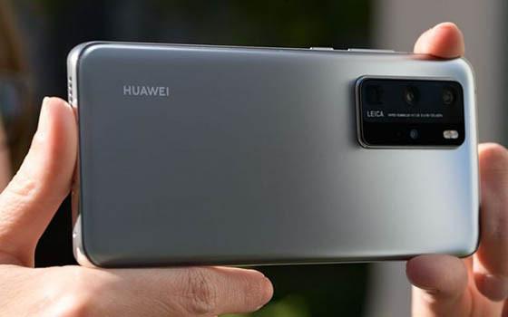 Harga dan Spesifikasi Huawei P40 Pro pada Bulan Maret 2020