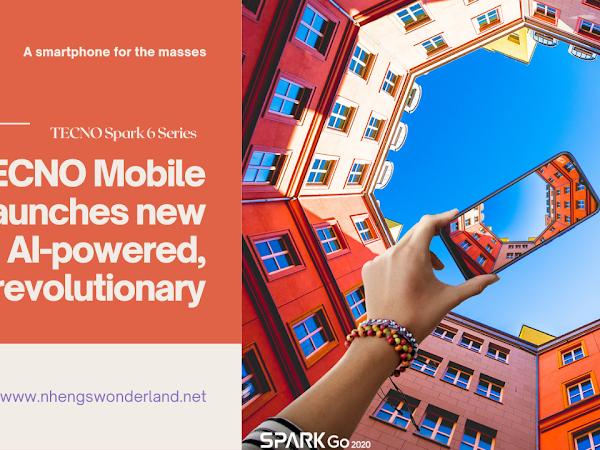 TECNO Mobile launches new AI-powered, revolutionary