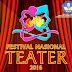 Festival Nasional Teater 2016