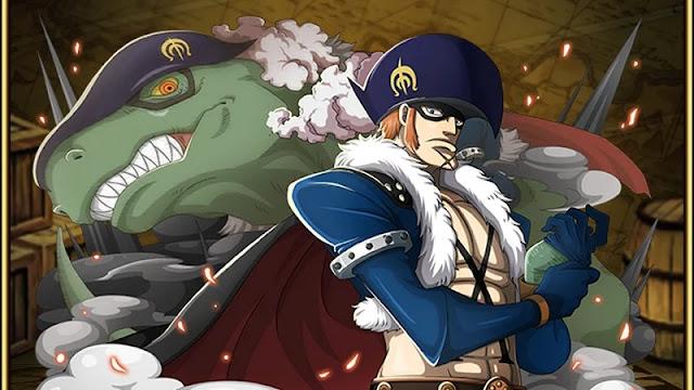 X Drake One Piece