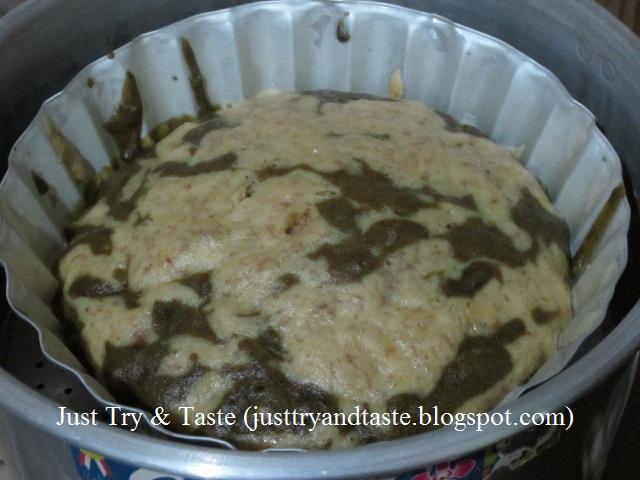 Resep Cake Kukus Keju Coklat: Resep Cake Kukus Pisang Coklat Keju