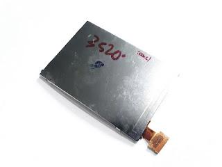 LCD Hape Samsung Citrus C3520 GT-C3520 New Sisa Stok