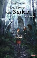 Couverture du livre Le livre de Saskia de Marie Pavlenko