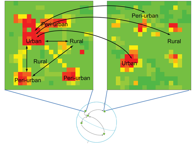 Urban Geography: Meaning, Scope and Concepts (with statistics)