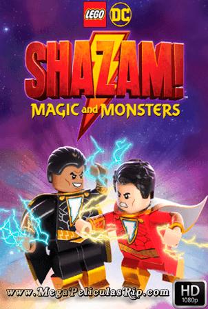 Lego DC Shazam: Magia Y Monstruos [1080p] [Latino-Ingles] [MEGA]