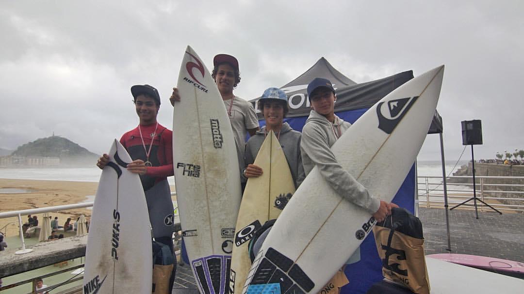 Billabong Euskal Gazte Surf Zirkuitua - Zurriola Donostia