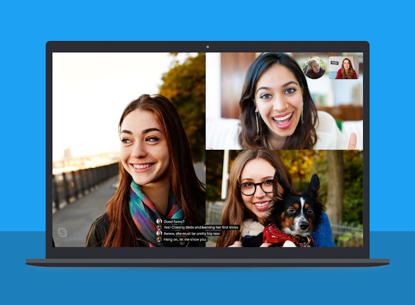 Microsoft Adds AI-Powered Auto Captions for Skype Calls