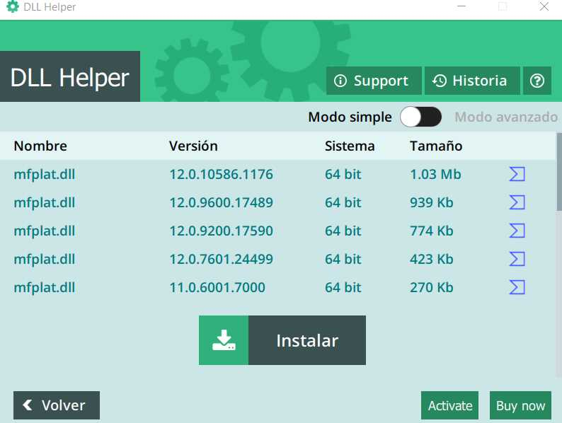 DLL Helper 1.0.4.2345 poster box cover