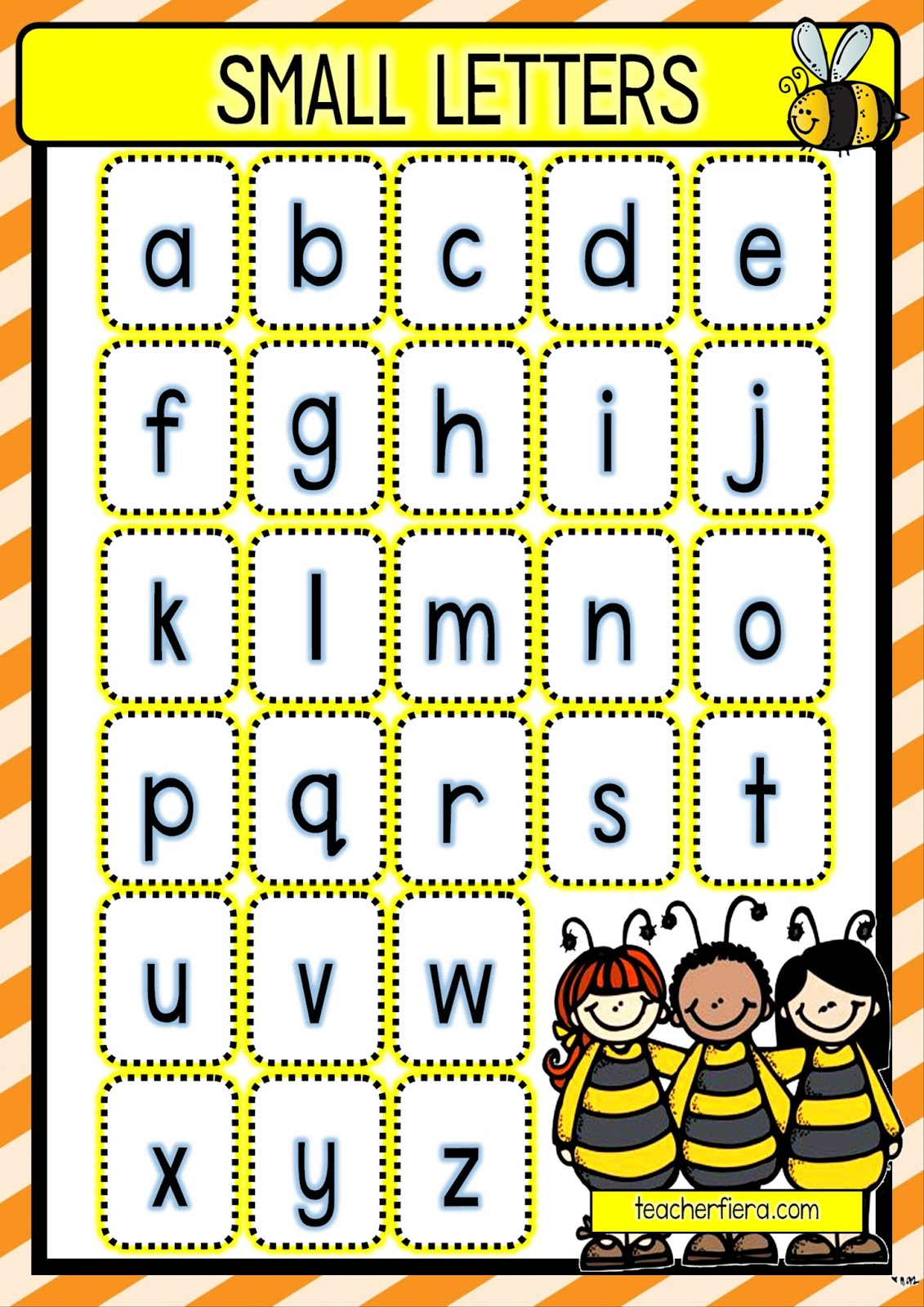 Teacherfiera Identifying Capital Letters And Full Stops
