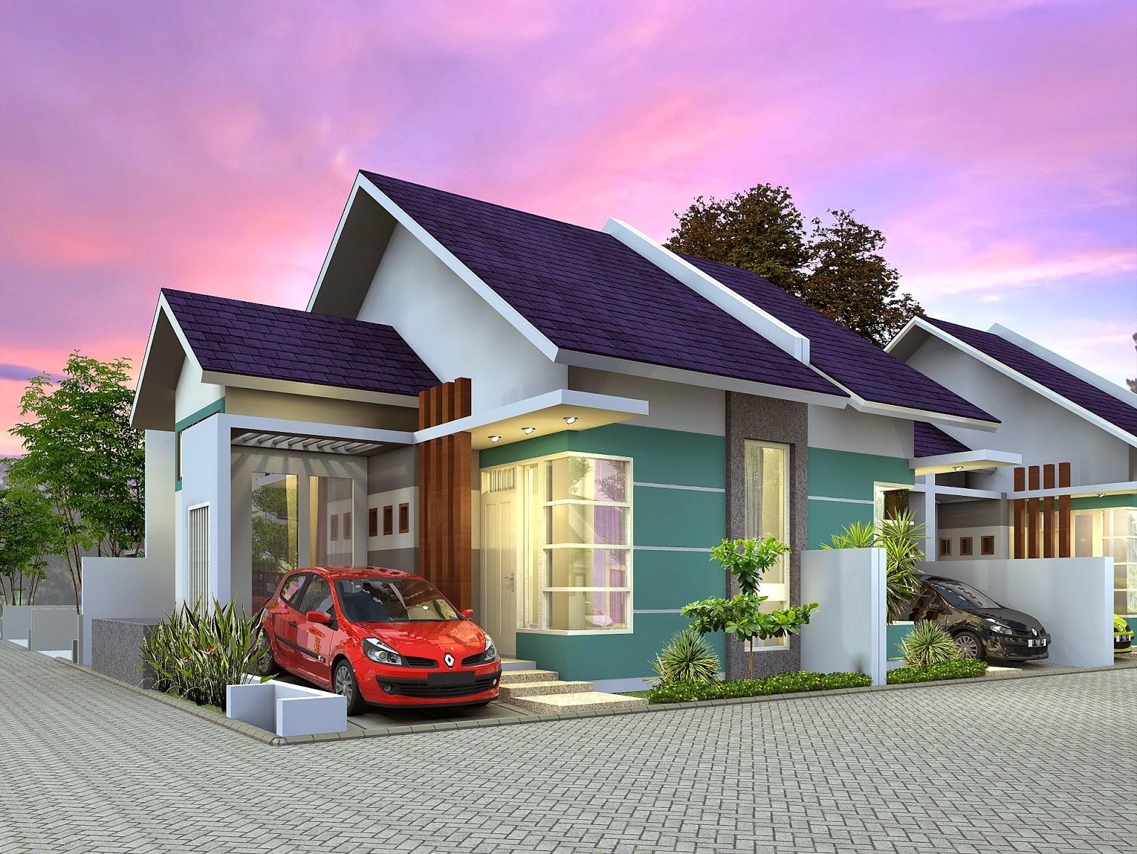 Desain Eksterior Rumah Minimalis Terbaru 0823 3333 9949