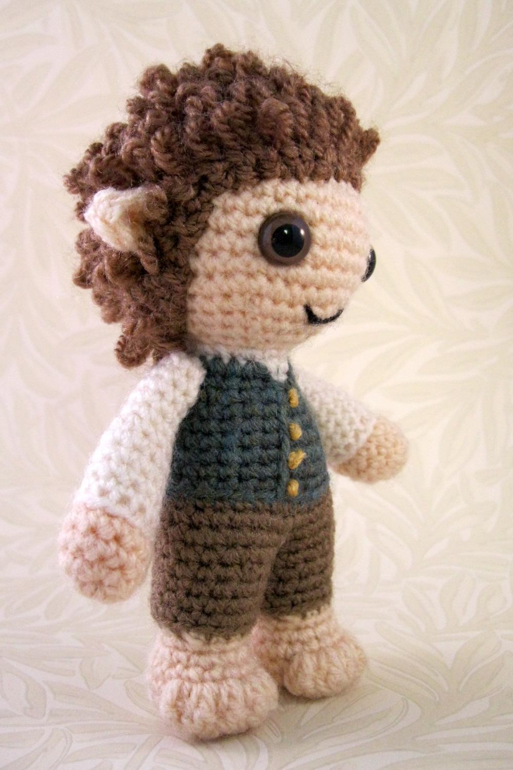 LucyRavenscar - Crochet Creatures: Fantasy Amigurumi ...