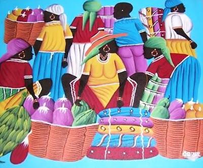 cuadros-de-mujeres-africanas