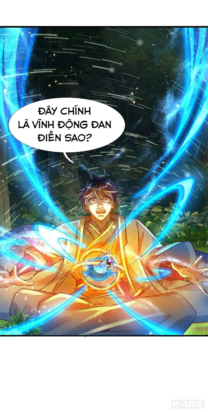 Bắt Đầu Với Chí Tôn Đan Điền Chapter 1 - upload bởi truyensieuhay.com