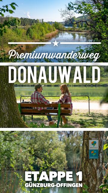 Premiumwanderweg DonAUwald | Etappe 1 von Günzburg nach Offingen 16