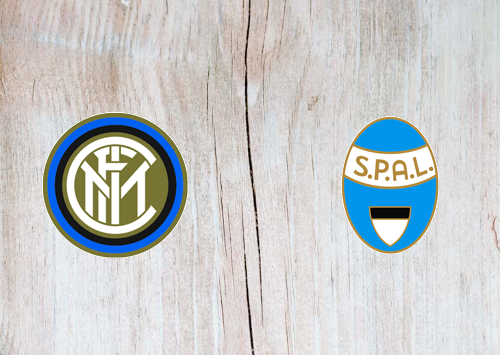 Internazionale vs SPAL -Highlights 1 December 2019