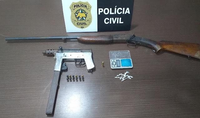 Polícia Civil deflagra operação e prende duas pessoas em Cidade do RN
