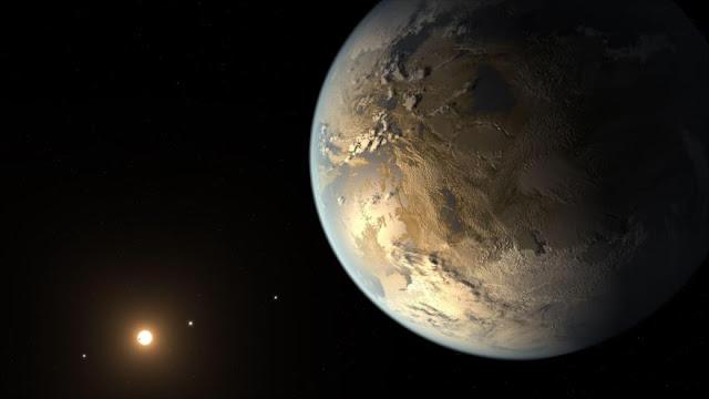 Hay más probabilidad de hallar planetas jóvenes como la Tierra