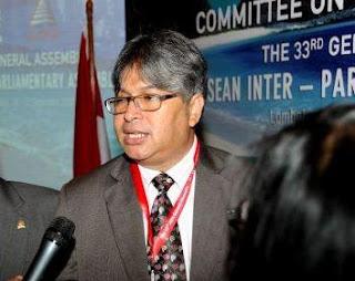 Anggota Komisi I DPR RI Helmi Fauzi