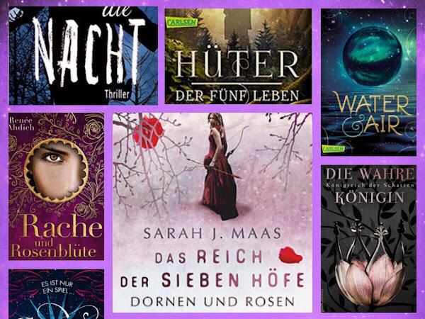 [TOP ODER FLOP] 12 Bücher - 12 Meinungen