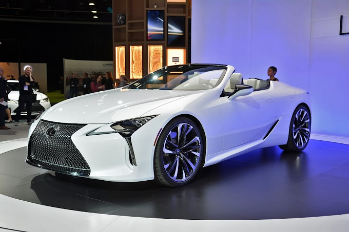 2020 Lexus LC Convertible Price In USA | Top Speed | Features | Specification | Images