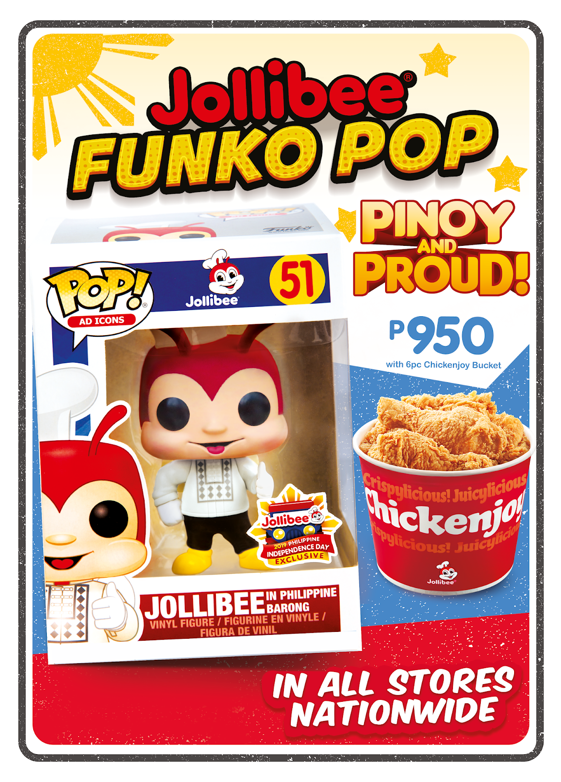 87de3b0ebc3bad As the country ushers in its Independence Day, Jollibee will have a special  appearance wearing a ...