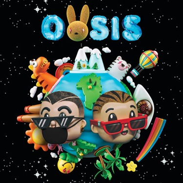 Download J Balvin e Bad Bunny - OASIS (2019)
