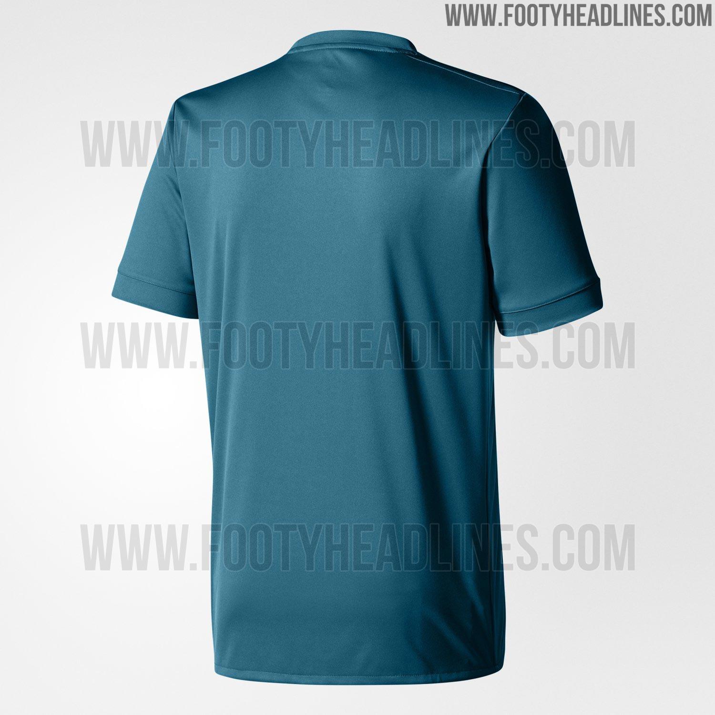 Real Madrid 17 18 tercera camiseta
