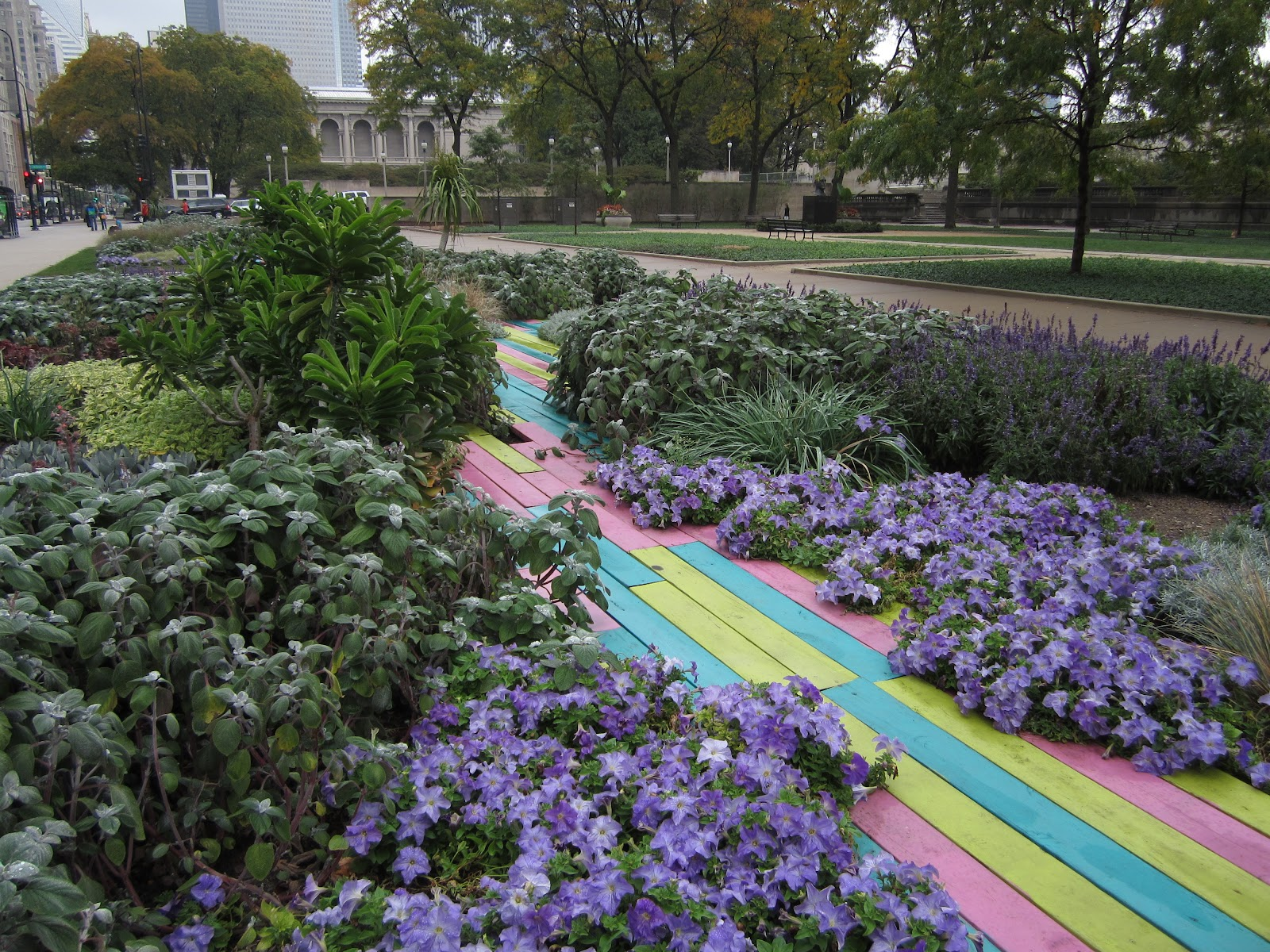 Wanda's Garden Adventures: Looking for New Walkway and ... on Patio And Path Ideas  id=34607