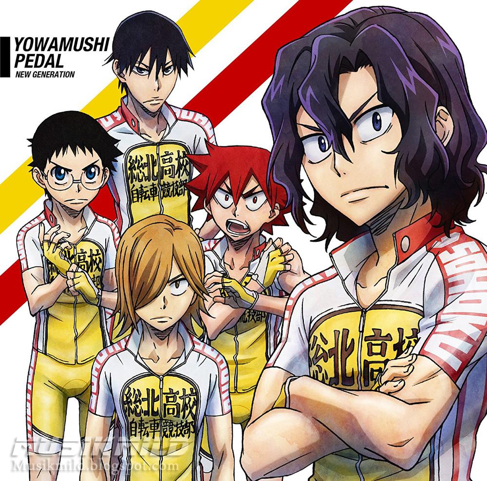 Download Ost. Yowamushi Pedal: New Generation Terbaru