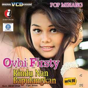 Ovhi Firsty – Rindu Nan Bapulangkan (Album MP3 dan Lirik)