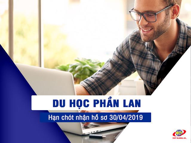 Du học Phần Lan: Học bổng chương trình thạc sĩ 2019