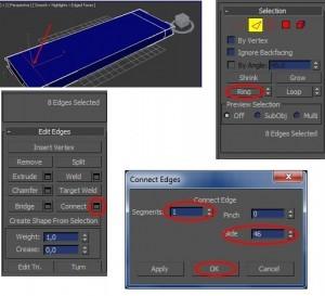 Tutorial 3ds MAX (Dasar Modeling Untuk Pemula)7