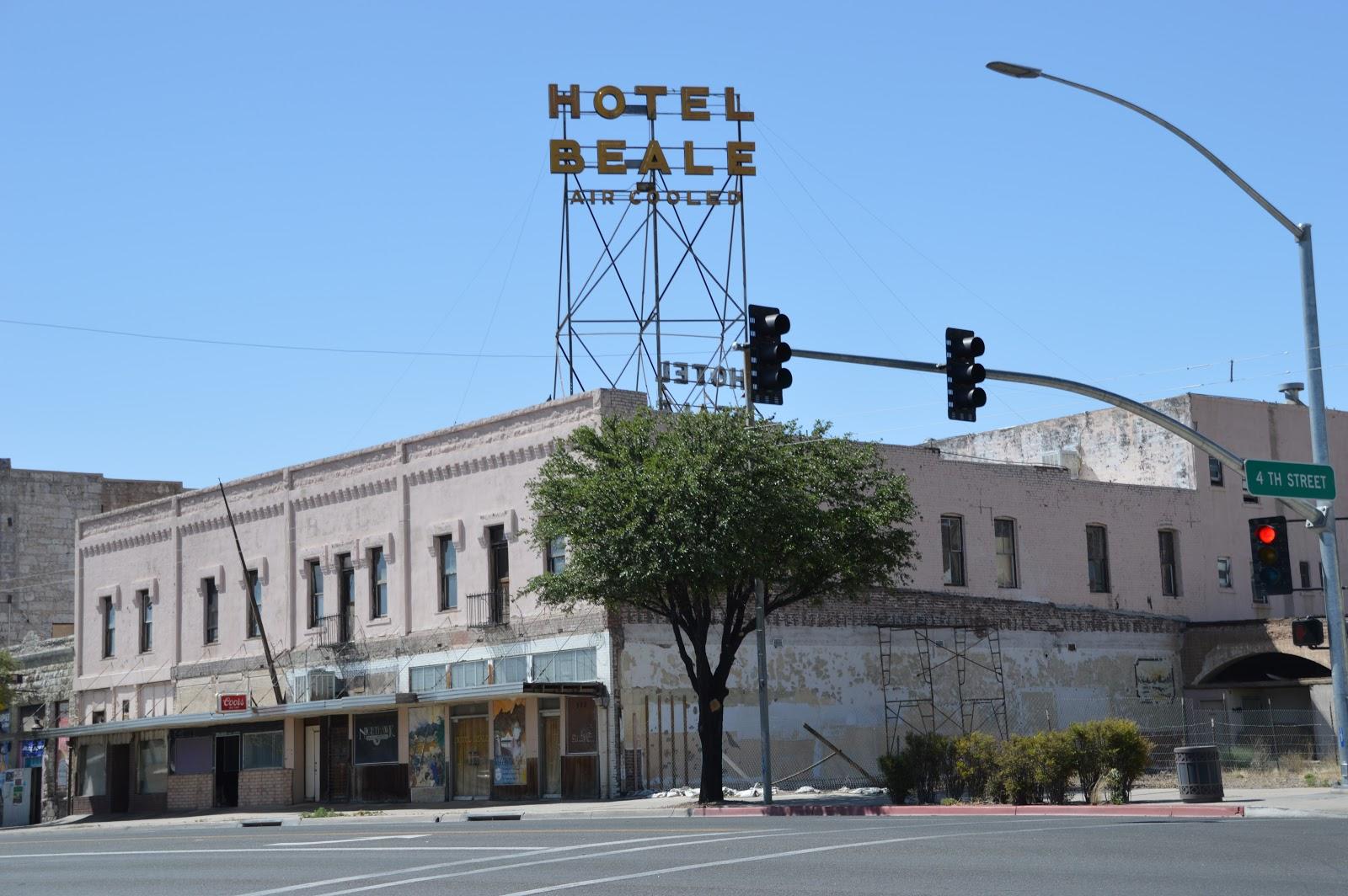 Da Road Trip Kingman Arizona Classic Route 66