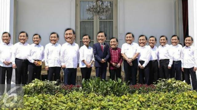 Dijuluki Menteri 'Segala Urusan', Luhut: Itu Bidang Saya
