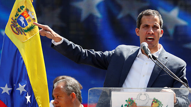 Varios países europeos reconocen a Guaidó como presidente interino de Venezuela