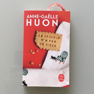 Le bonheur n'a pas de rides - Anne-Gaëlle Huon