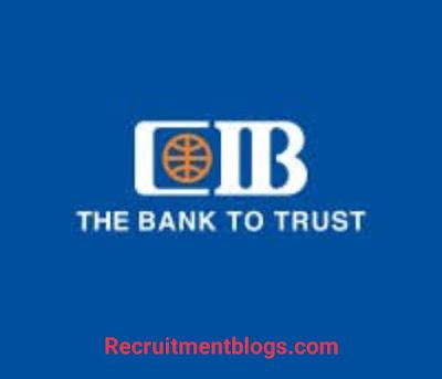 Summer Internship - July - At CIB Bank