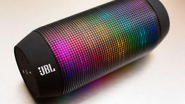 Caixa de Som JBL - modelos coloridos